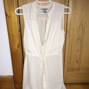 H&M pin striped dress. In exceptional condition.